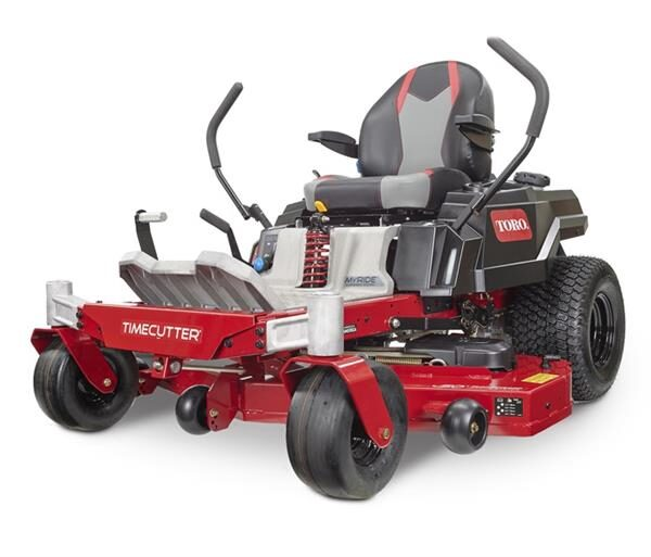 "TORO TIMECUTTER 74778 MX5075 50"" CUT FAB DECK 24.5HP TORO VTWIN ENGINE HYDRO ZERO TURN MY RIDE"