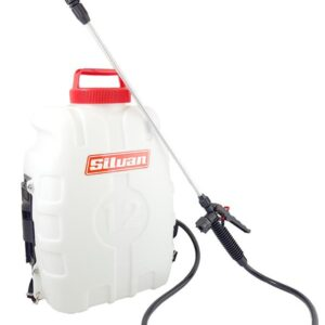SILVAN 12L RECHARGEABLE BACKPACK SPRAYER