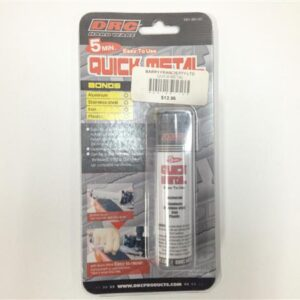 DRC QUICK METAL EASY TO USE HOLDS IN 5 MIN DONT GET STUCK !!