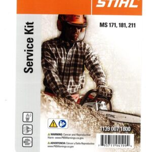 STIHL Service Kit (MS 171/181/211)