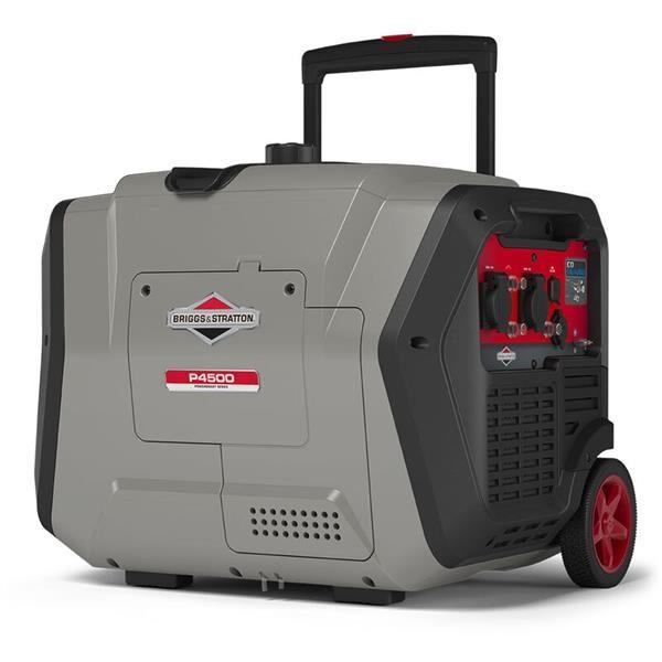 BRIGGS & STRATTON P4500 4500W electric start with remote