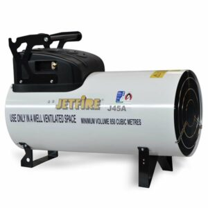 JETFIRE J45A AUTOMATIC LPG HEATER 36.11KW 123,200 BTU